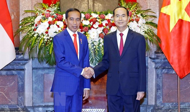 Vietnam, Indonesia issue joint statement