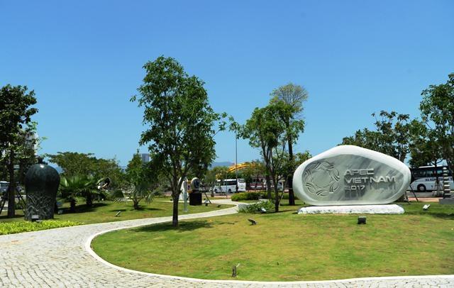 Da Nang expands APEC Park
