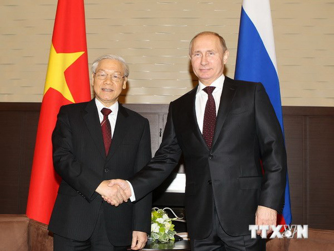 Russian President signs decree on holding Russia and Vietnam Year