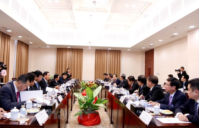 Party official: Vietnam fully supports Lao reform