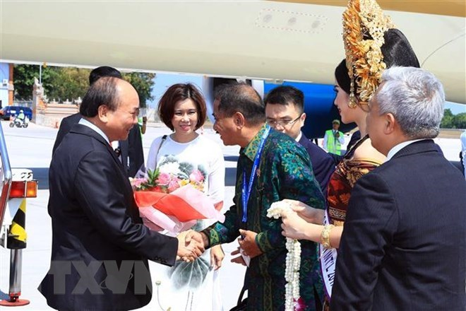 PM arrives in Bali for ASEAN Leaders' Gathering
