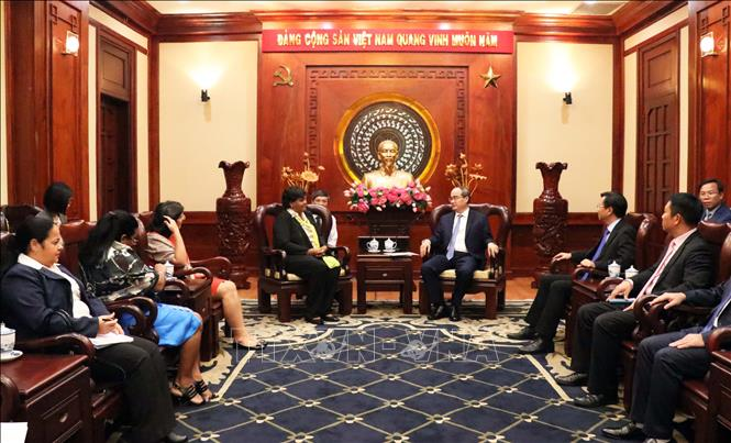 Ho Chi Minh city, Cuba hold potential in biochemistry and agricultural production cooperation