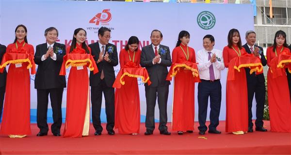 Japanses standard health centre inaugurated in Ho Chi Minh city