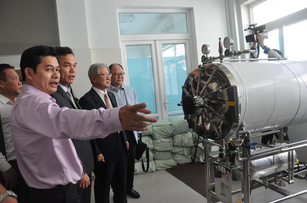 Vietnamese, Korean hospitals increase healthcare cooperation