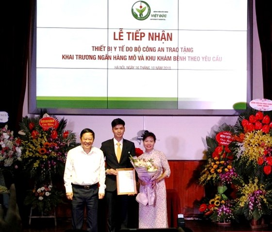 Vietnam establishes first medical tissue bank