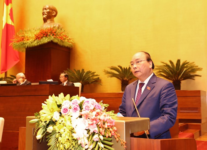 Size of Vietnam's economy expands by 1.3 folds in three years: PM