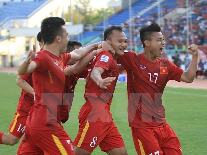 Vietnam remains Southeast Asian No 1 in FIFA rankings