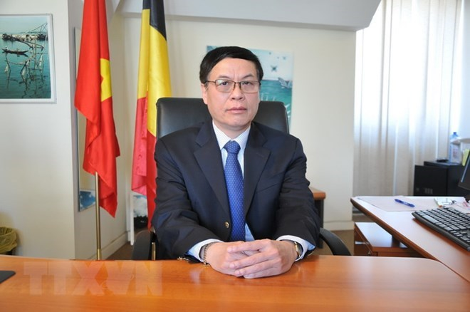 Vietnam promotes comprehensive cooperation with Europe