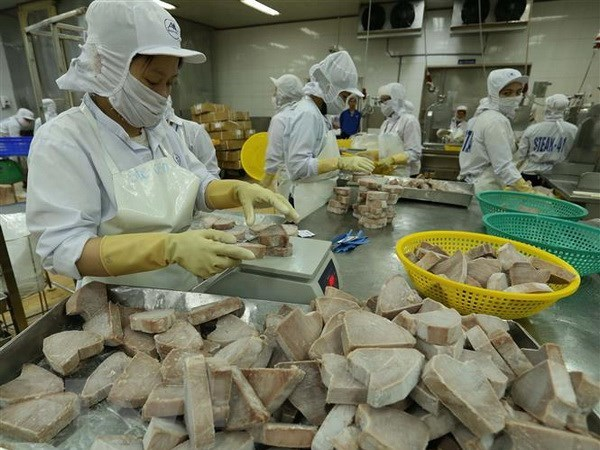 Aquatic product exports likely to rake in USD9 billion this year