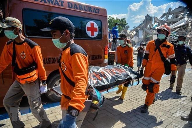 Indonesia: Quake-tsunami casualties exceed 1,500