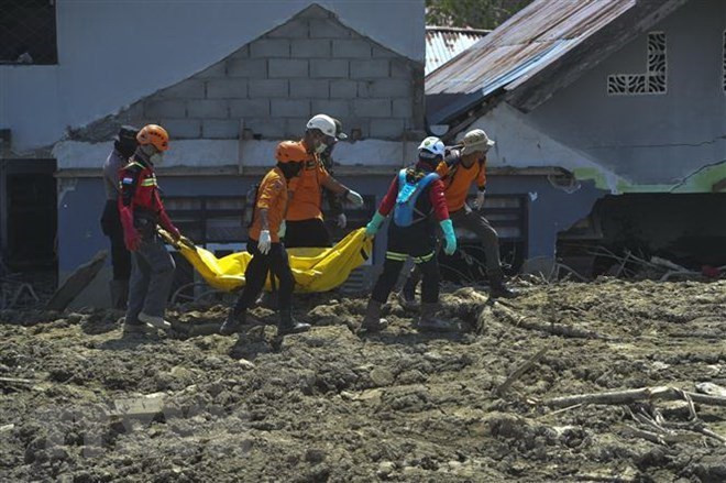 WB provides USD1 billion in loans for disaster-hit Indonesia