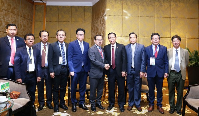Vietnam, Cambodia to enhance agro-forestry-fishery cooperation