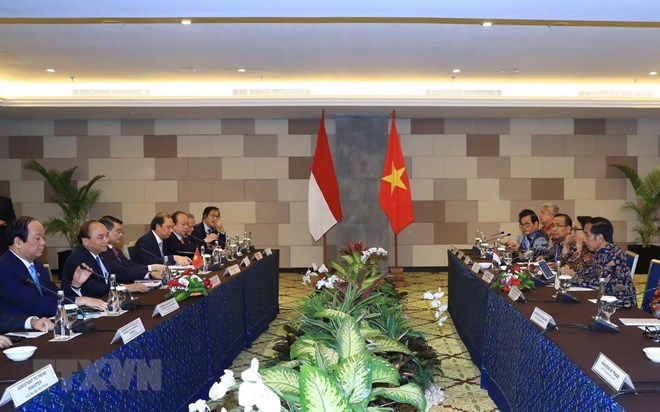 Vietnam, Indonesia aim for breakthroughs in economic ties