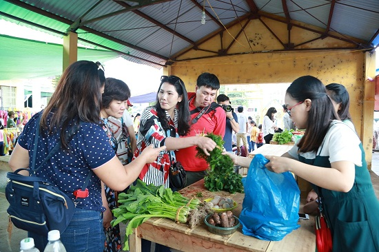Reinstatement of mountainous market in Quang Ninh province