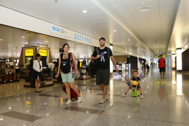 Passenger arrivals through airports expected to exceed 100 million