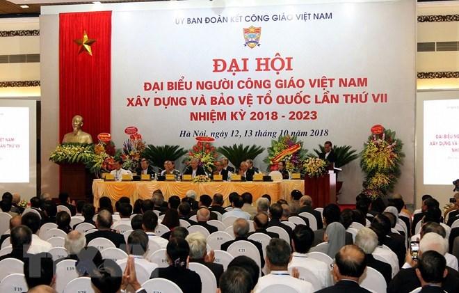 National congress of Vietnamese Catholics opens in Hanoi