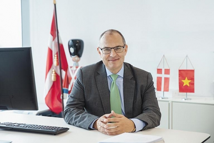 New Danish Ambassador impressed with Vietnam from his first visit