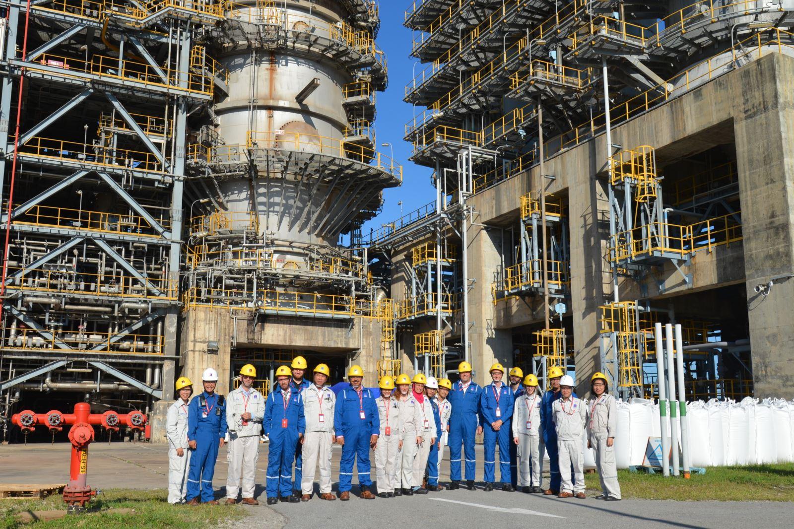 Delegation of technological experts works with BSR