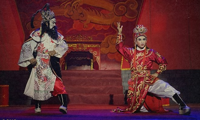 "Film on ""cai luong"" to compete in Tokyo International Film Festival"