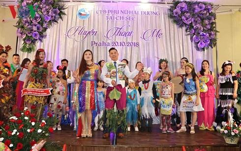 Gala evening honours mothers on Vietnamese Women's Day in Czech Republic