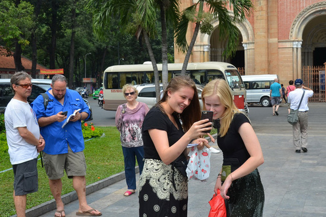 Tourists to southern city rise over 21%