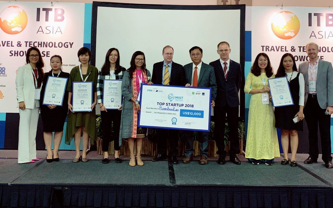 Vietnam wins 2nd prize in regional travel startup competition