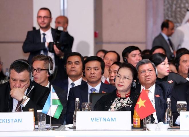 Vietnam's top legislator attends opening ceremony of MSEAP 3