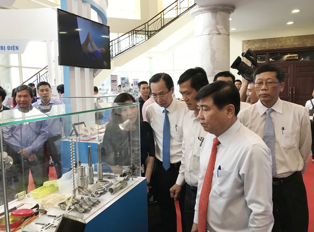 HCM city announces key industrial and agricultural products