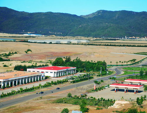 Master plan for Nhon Hoi Economic Zone to 2040 to be adjusted