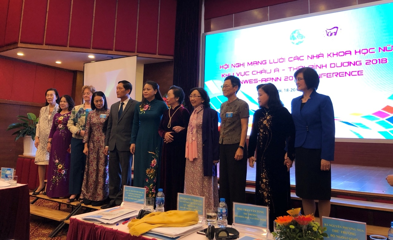 Female scientists' role in sustainable growth highlighted