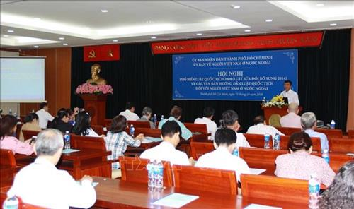 More and more expatriates want to have Vietnamese nationality