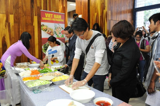 Vietnam's cultural promoted in Mexico