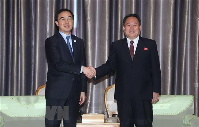 DPRK, RoK hold high-level talks