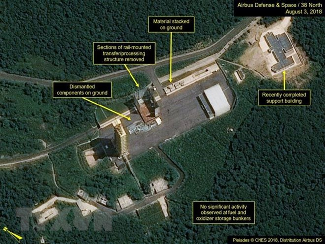 US applauds DPRK to allow inspectors into nuclear test
