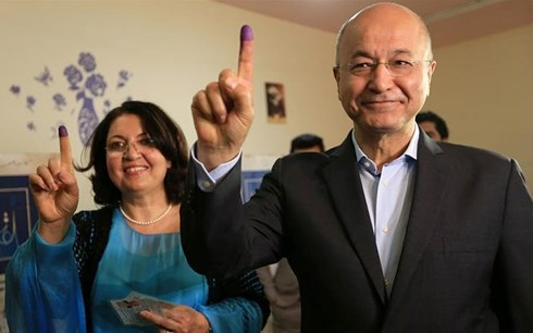 Iraq elects new President and Prime Minister