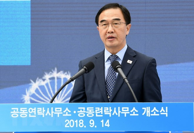 RoK delegation visits DPRK for 11th anniversary celebration of 2007 summit