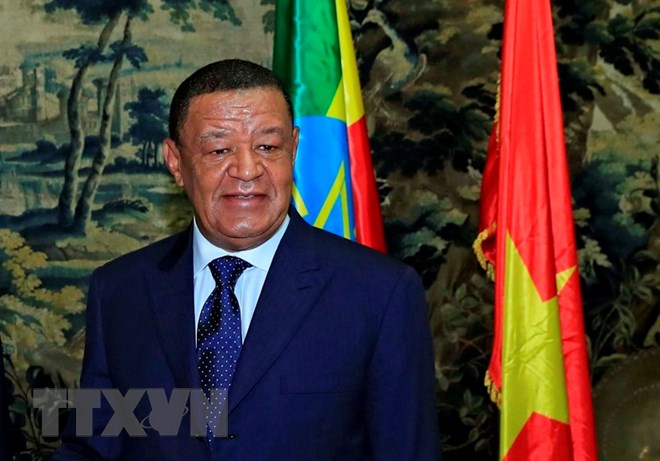 Ethiopian President suggests Vietnam re-open its embassy in Addis Ababa