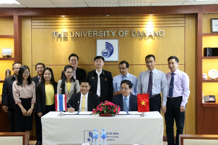 Da Nang extends cooperation with Thai university