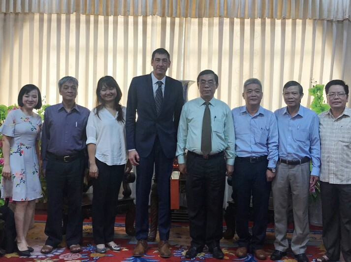 Vietnamese locality, USAID increase cooperation