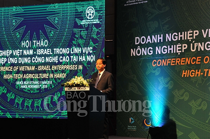 Vietnam, Israel increase cooperation in hi-tech agriculture