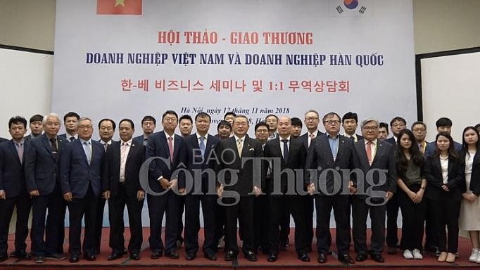 Vietnam, RoK look towards USD100 billion in trade turnover