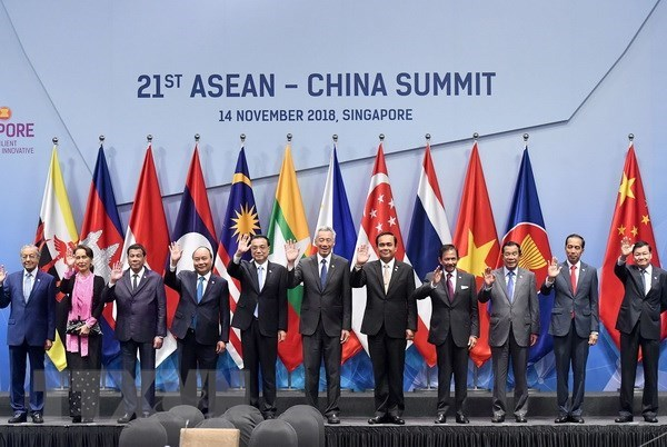 PM Nguyen Xuan Phuc backs ASEAN-China cooperation