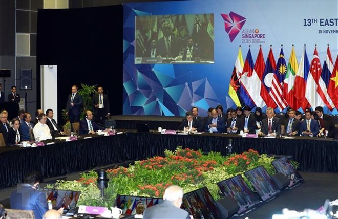 PM calls on East Asia Summit for connectivity