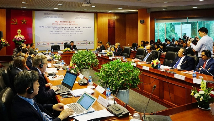 Vietnam exploits cooperation potential with Africa - Middle East