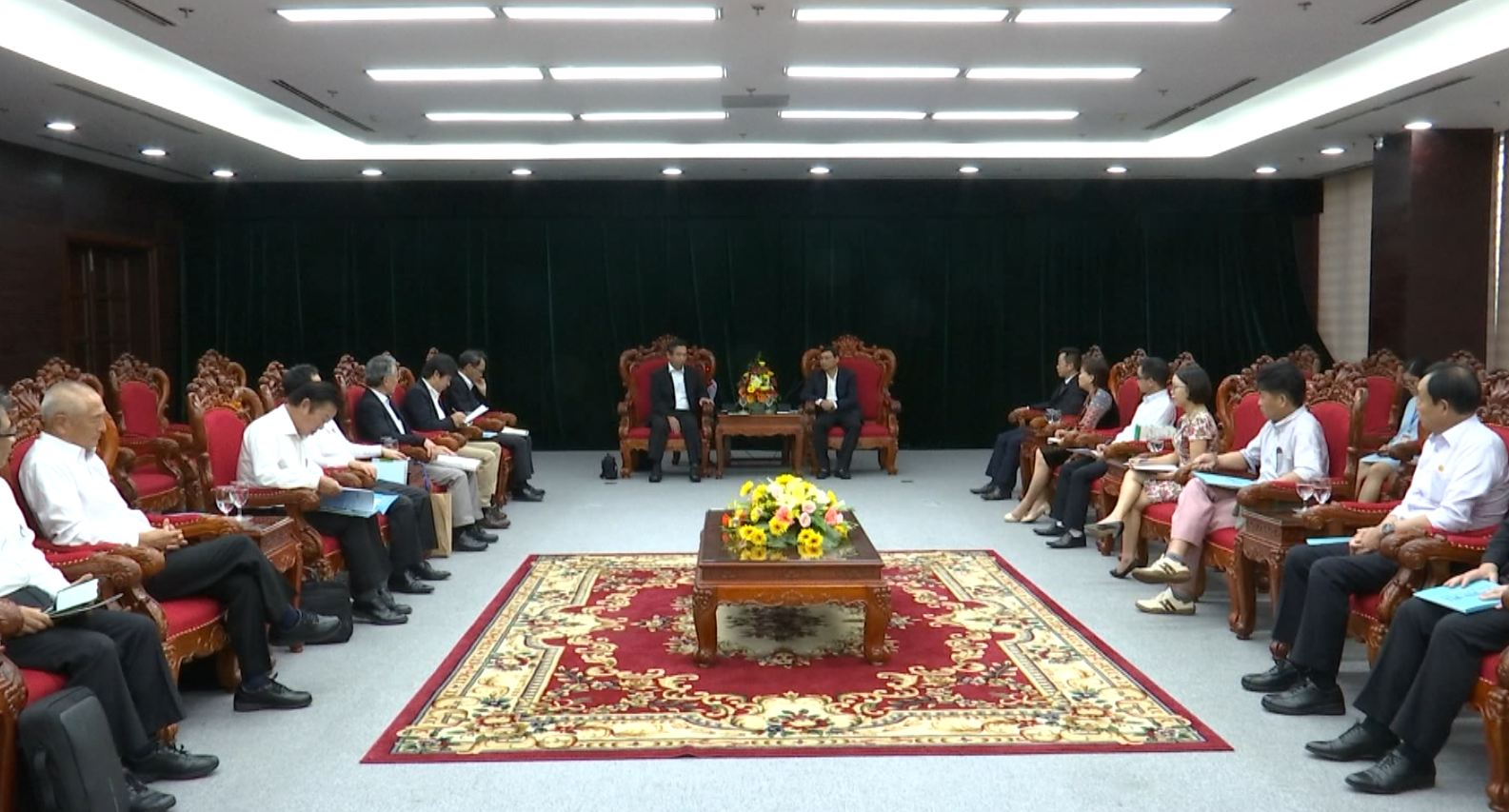 Cooperation between Da Nang and Japanese locality promoted