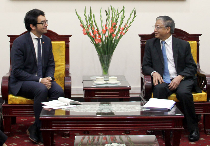 Vietnam, Germany increase cooperation in vocational training