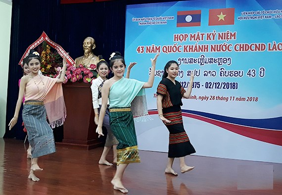 Lao National Day marked in Vietnam
