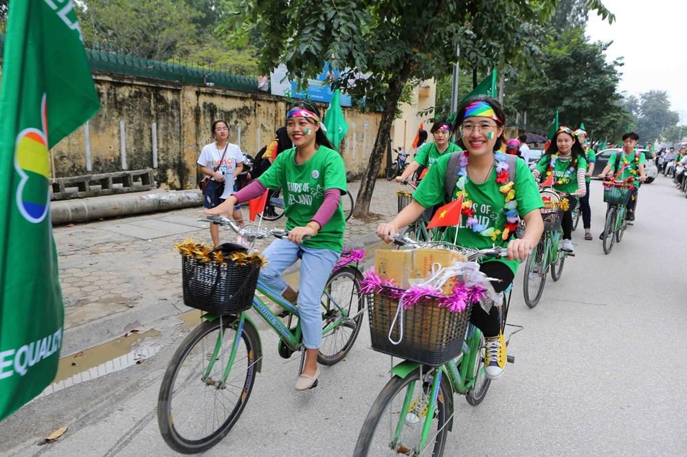Hanoi Pride 2018 opens
