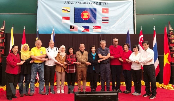 Vietnamese culture promoted in ASEAN community in Turkey