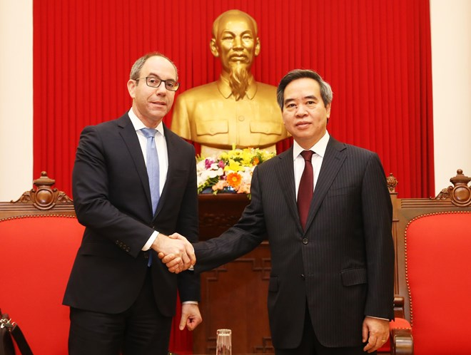 Vietnam - US economic links enjoy great progress